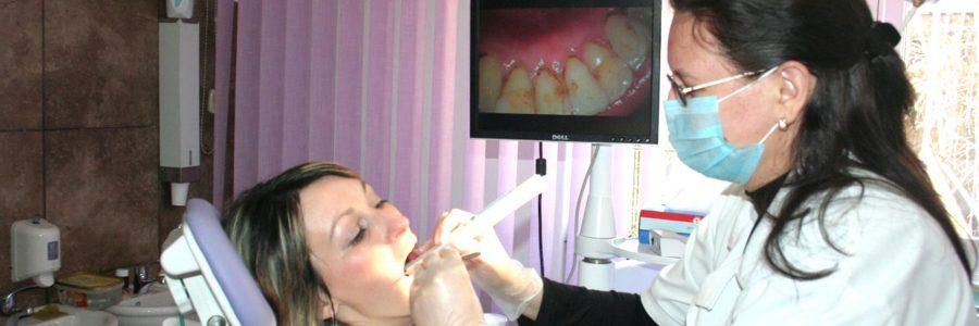 Controlul periodic la medicul dentist (stomatolog)